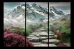 Obraz Cesta v horách