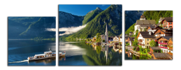 Obraz Jezero v Alpách