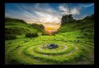 Obraz Kamenné kruhy