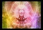 Obraz na plátne Budha a svetlo