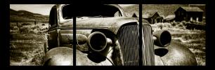 Obraz Staré auto