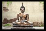Obraz Sedící Budha