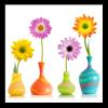 Obraz Květy a vázy