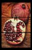 Obraz Granátové jablko