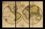 Obraz Mapa světa
