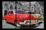 Obraz Auta na Kube