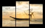 Obraz Rybář