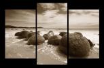 Obraz Balvany na pláži