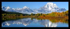 Obraz Panorama hor