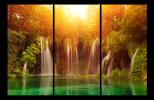 Obraz Vodopády