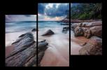 Obraz Pláž a kameny