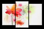 Obraz Kvety abstrakt