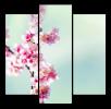Obraz Květy na větvičce
