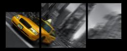 Obraz na plátne NYC Taxi