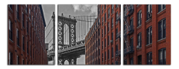 Obraz na plátne Most New York