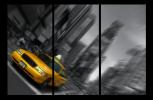 Obraz na plátne Taxi