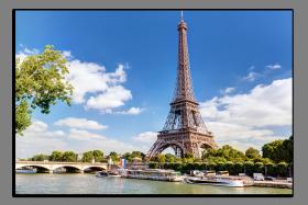 Obrazy Paříž 1005