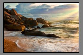 Obrazy moře 1011