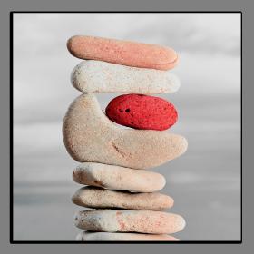 Obrazy zen kameny 1059