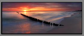 Obrazy západ slunce 1094