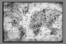 Obrazy čistě černobílý 1127