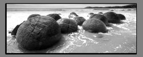 Obrazy čistě černobílý 1130