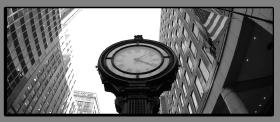 Obrazy čistě černobílý 1151