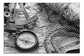 Obrazy čistě černobílý 1153