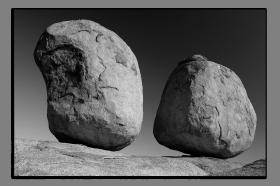 Obrazy čistě černobílý 1164
