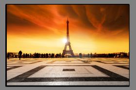 Obrazy Paříž 1181