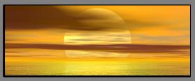 Obrazy západ slunce 1188
