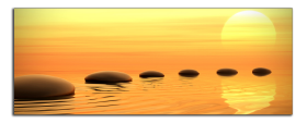 Obrazy západ slunce 1193