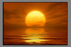 Obrazy západ slunce 1234