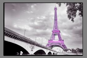 Obrazy Paříž 1267