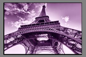 Obrazy Paříž 1272