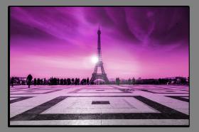 Obrazy Paříž 1274