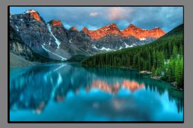 Obrazy hory 1381
