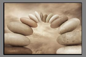 Obrazy zen kameny 1443