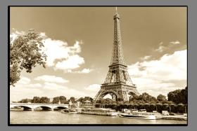 Obrazy Paříž 1448