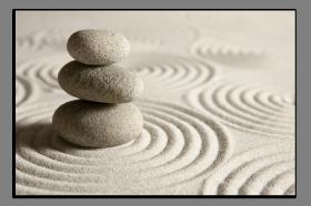 Obrazy zen kameny 1459