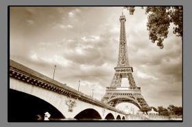 Obrazy Paříž 1463