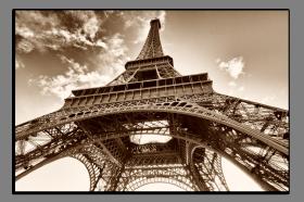 Obrazy Paříž 1471