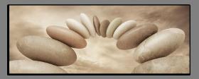 Obrazy zen kameny 1472