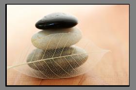 Obrazy zen kameny 1514