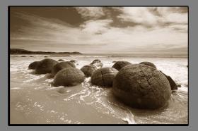 Obrazy moře 2006