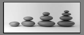 Obrazy čistě černobílý 2009