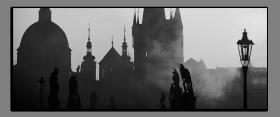 Obrazy čistě černobílý 2067