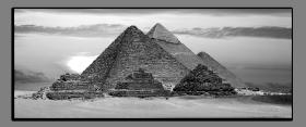 Obrazy čistě černobílý 2070