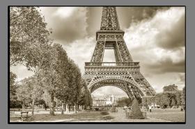Obrazy Paříž 2078