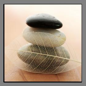 Obrazy zen kameny 2086